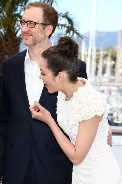 More Pics of Marion Cotillard Twisted Bun (1 of 47) - Updos Lookbook - StyleBistro