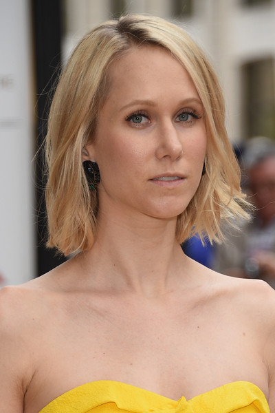 Indre Rockefeller Bob [hair,blond,face,hairstyle,shoulder,eyebrow,beauty,chin,long hair,layered hair,indre rockefeller,new york city,metropolitan opera house,american ballet theatre,75th anniversary diamond jubilee spring gala]