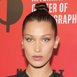 Bella Hadid's Hair Knot