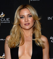 Kate Hudson attended the Intrigue Nightclub grand opening wearing a bouncy, wavy 'do that looked totally worthy of a shampoo ad!