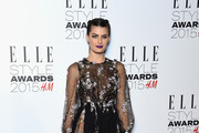 Isabeli Fontana Evening Dress