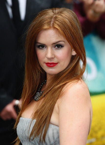 Isla Fisher Hair