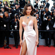 Bella Hadid in Alexandre Vauthier Couture at the Cannes Film Festival