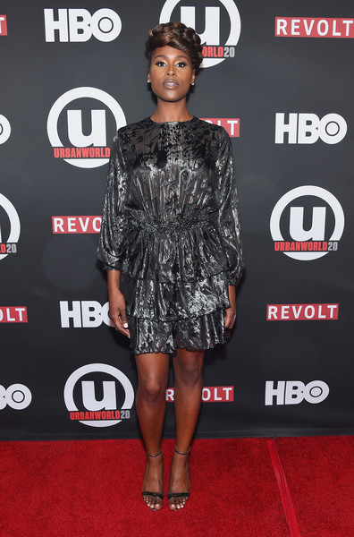 Issa Rae Cocktail Dress