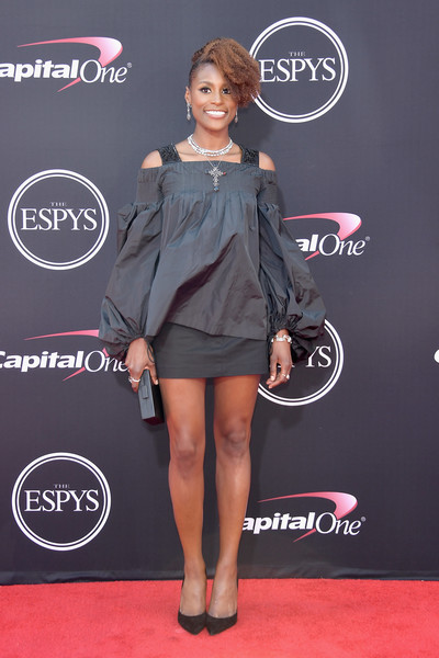 Issa Rae Mini Skirt