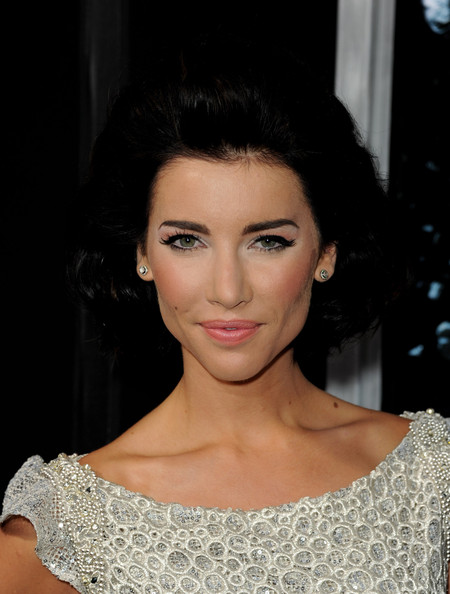 Jacqueline MacInnes Wood Curled Out Bob