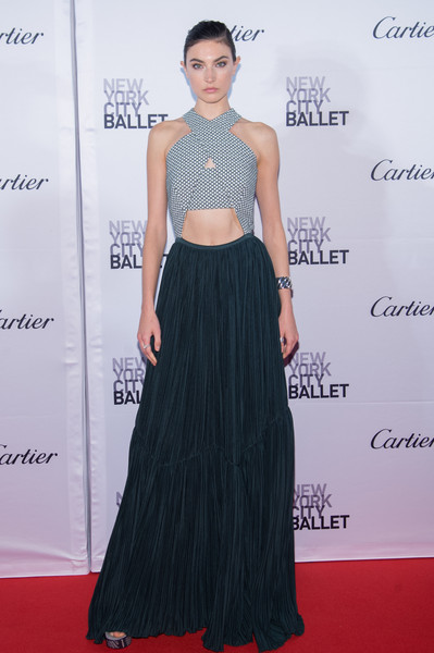 Jacquelyn Jablonski Cutout Dress