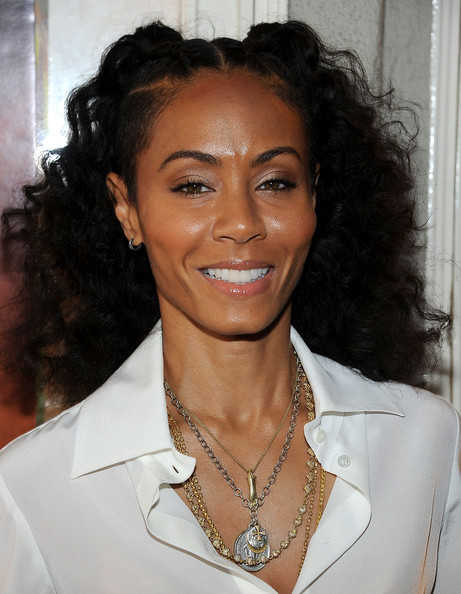 jamie eason hairstyle : The Many Hairstyles Of Jada Pinkett Smith Pictures to pin on Pinterest