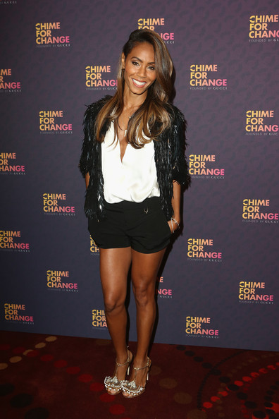 Jada Pinkett Smith Short Shorts