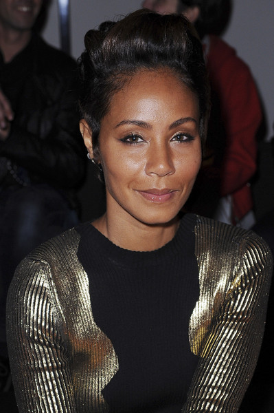 Jada Pinkett Smith Fauxhawk