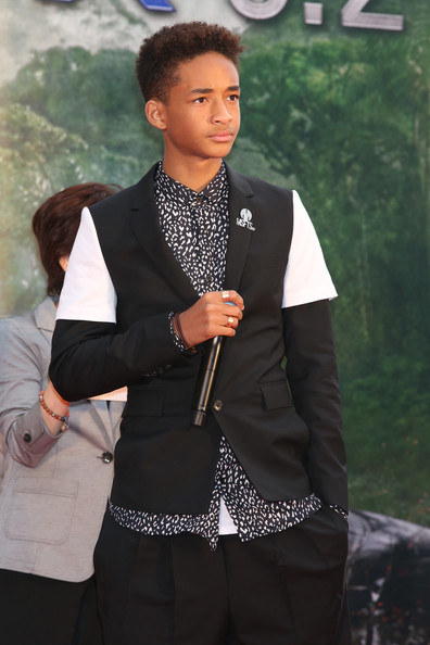Jaden Smith Fitted Jacket