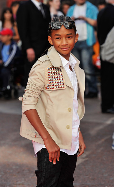 Jaden Smith Trenchcoat