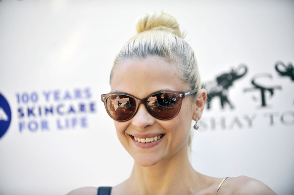 Jaime King Cateye Sunglasses