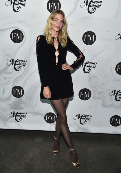 Jaime King Tights