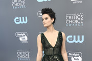 Jaimie Alexander Fishtail Dress