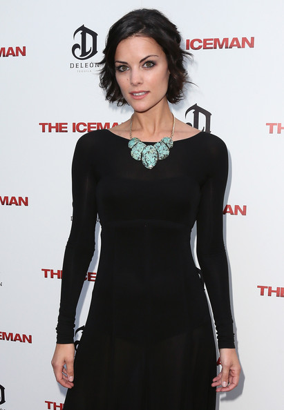 Jaimie Alexander Gemstone Statement Necklace