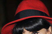 Jameela Jamil Red Lipstick