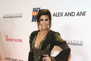 Jamie-Lynn Sigler Empire Gown