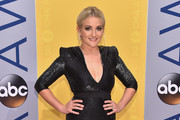 Jamie Lynn Spears Shoulder Pad Dress