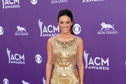 Jana Kramer Beaded Dress