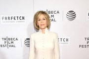 Jane Fonda Evening Coat