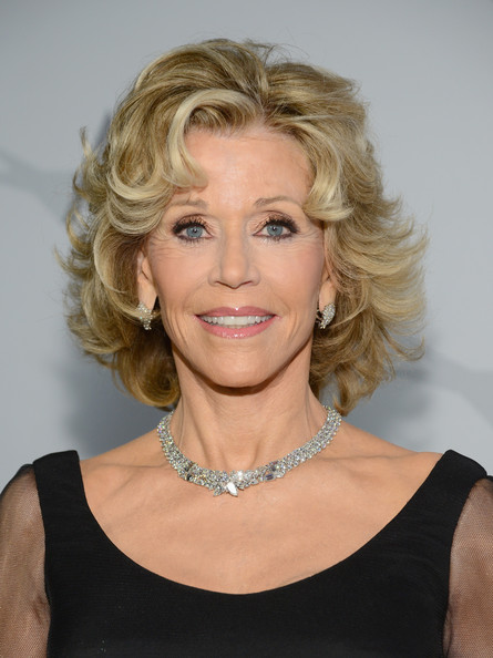 Jane Fonda Curled Out Bob [tribute show,hair,blond,hairstyle,face,chin,eyebrow,beauty,lip,shoulder,human,jane fonda,afi life achievement award,jane fonda - award presentation,afi life achievement award: a tribute,dolby theatre,pt,california,hollywood,tnt]