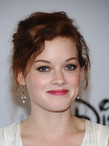 Jane Levy Dangling Pearl Earrings
