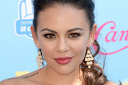 Janel Parrish Ponytail