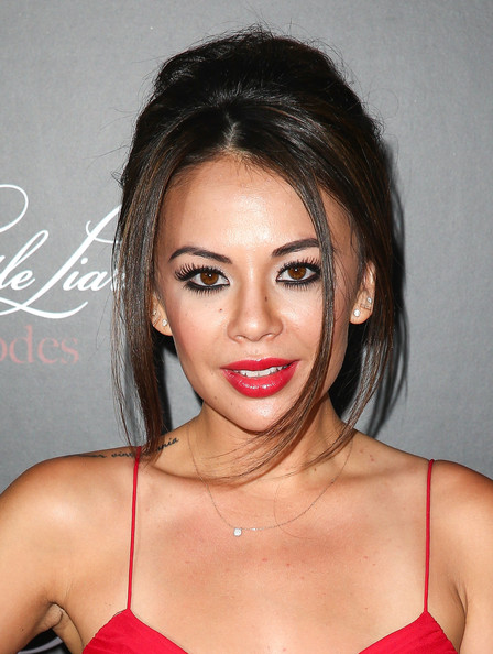 Janel Parrish Hair