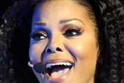 Janet Jackson False Eyelashes