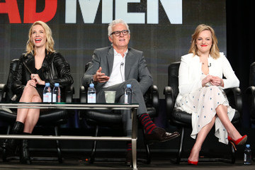 January Jones Elisabeth Moss 2015 Winter TCA Tour - Day 4