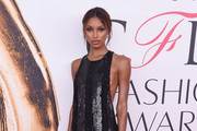 Jasmine Tookes Sequin Dress