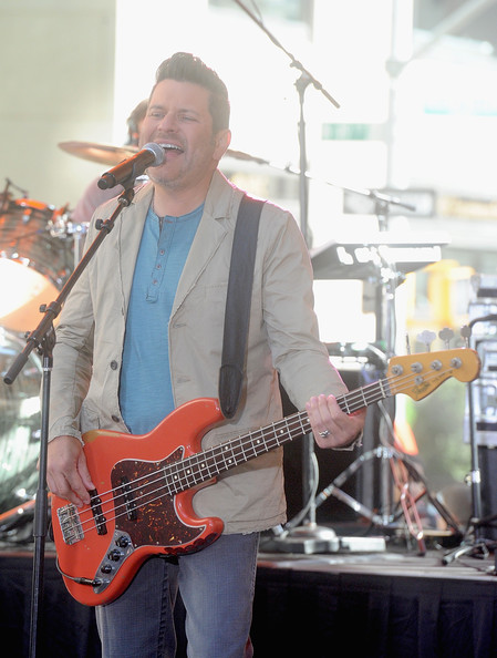 Rascal Flatts Performs on the 'Today' Show