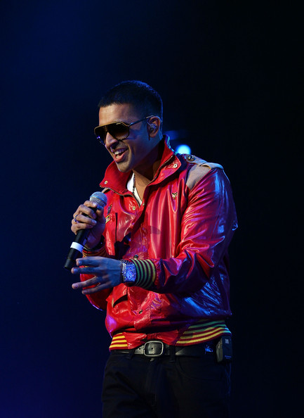 Jay Sean Leather Jacket
