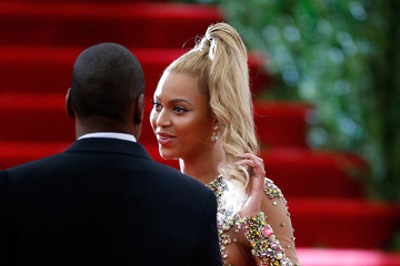 Jay-Z Beyonce Knowles 'China: Through The Looking Glass' Costume Institute Benefit Gala - Outside Arrivals