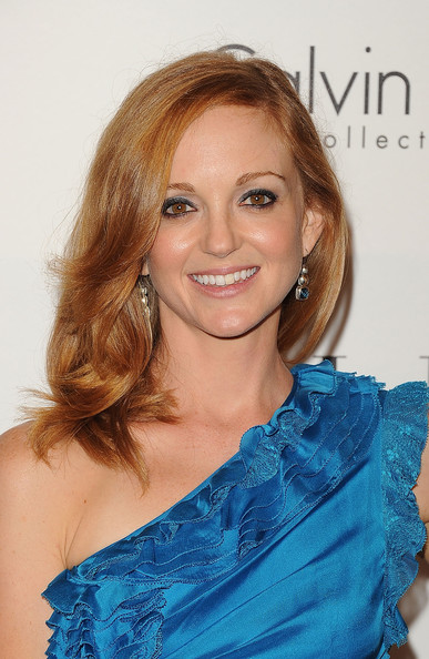 Jayma Mays Smoky Eyes