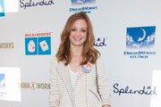 Jayma Mays Motorcycle Jacket