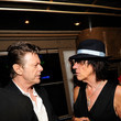 David Bowie and Jeff Beck