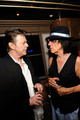 David Bowie and Jeff Beck Photo