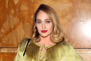 Jemima Kirke Evening Coat