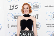 Jena Malone Cutout Dress