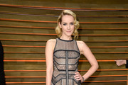 Jena Malone Evening Dress