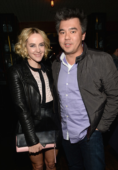 Jena Malone Leather Jacket