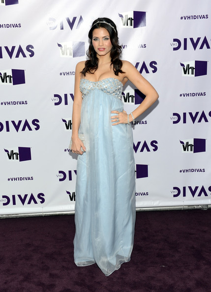 Jenna Dewan-Tatum Maternity Dress