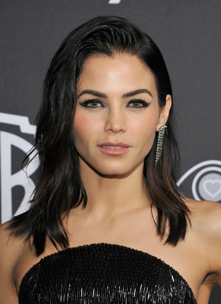 Jenna Dewan Tatum Cat Eyes Beauty Lookbook Stylebistro