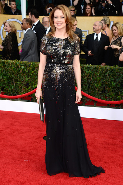 Jenna Fischer Evening Dress