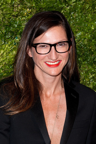 Jenna Lyons Long Side Part