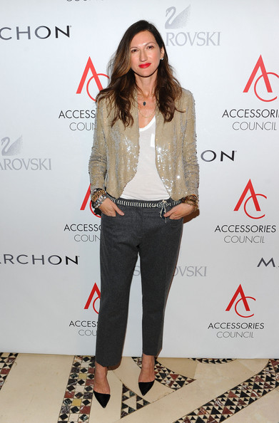 Jenna Lyons Sequined Jacket