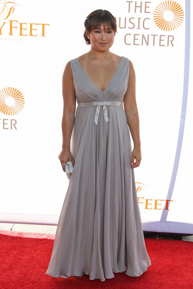 Jenna Ushkowitz Evening Dress