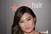 Jenna Ushkowitz Gemstone Statement Necklace